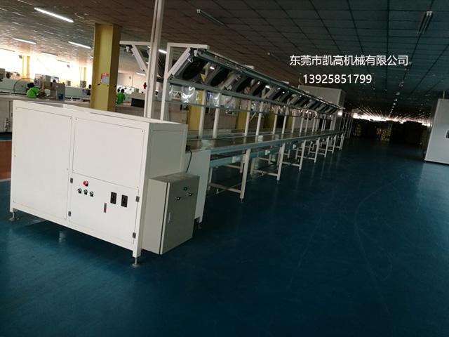 东莞电子厂装配流水线