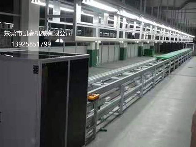 深圳单边上下层循环组装线