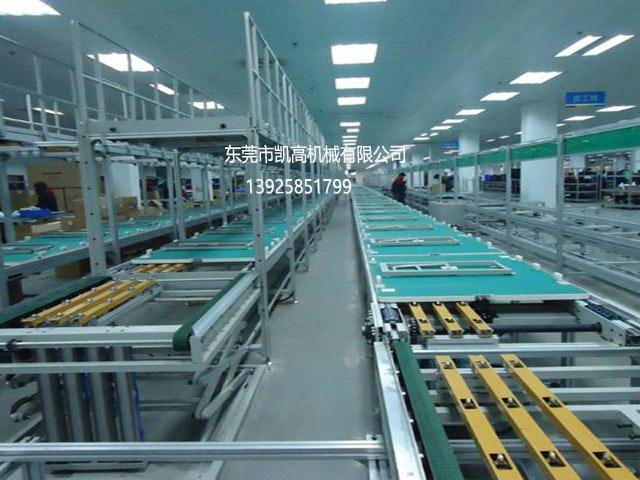 电器自动老化装配生产线