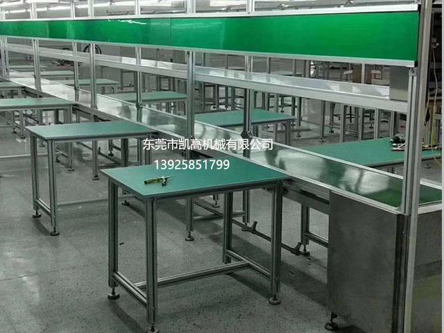 惠州飞机台生产线