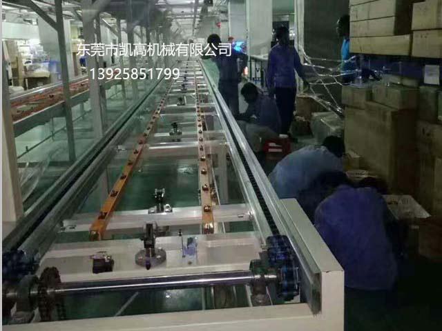 江西倍速链组装老化线设备厂家