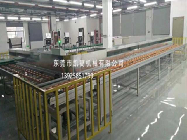 广东深圳投影机组装老化线