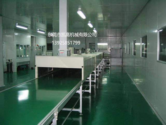 广西隧道炉丝印烘干输送线