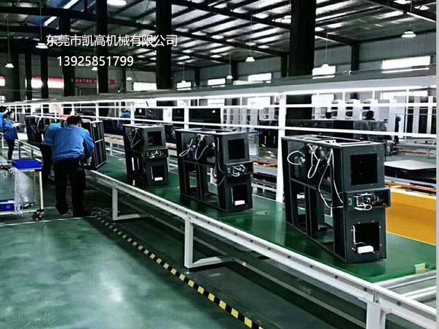 广东服务器组装生产线