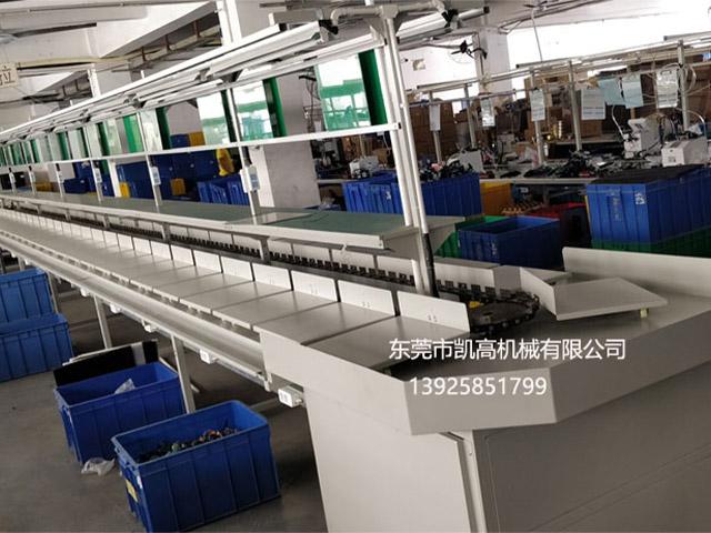 深圳游戏手柄装配台车生产线