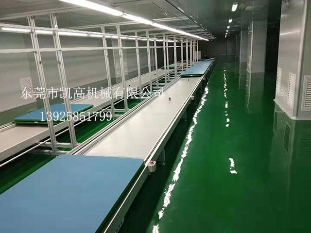广东大型机器人组装线 机器人生产线报价