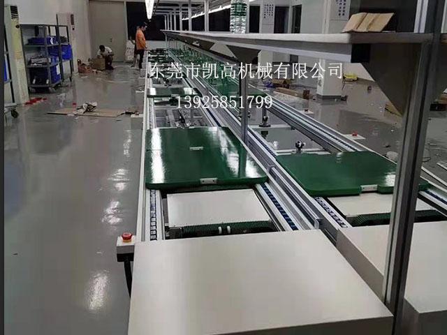 浙江机器人组装线