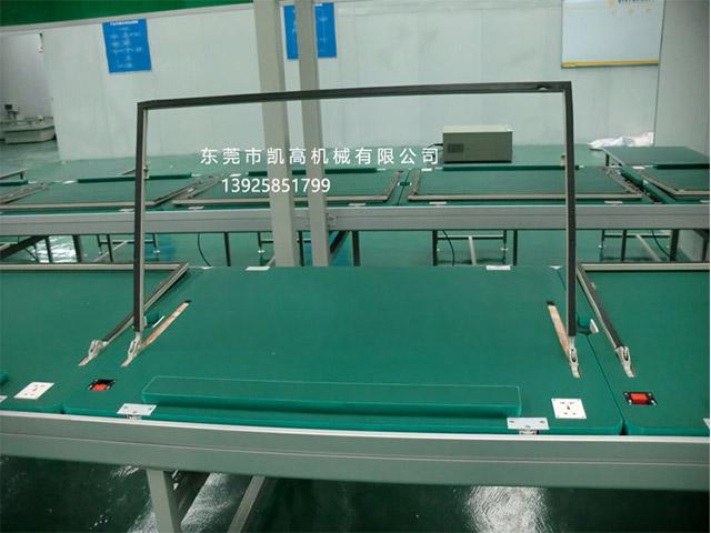福建电子电器组装线
