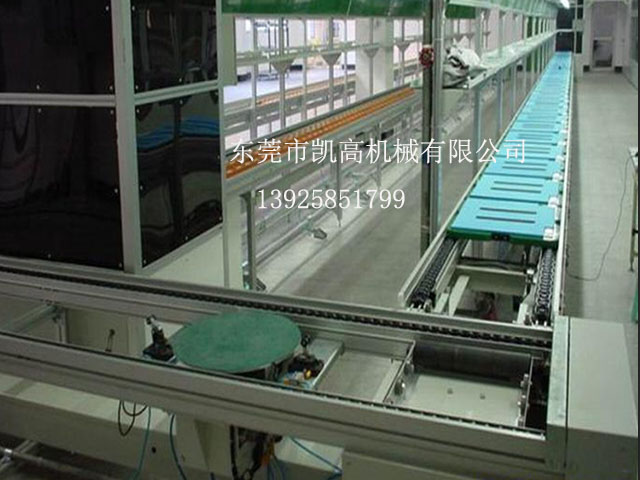 惠州倍速链组装线