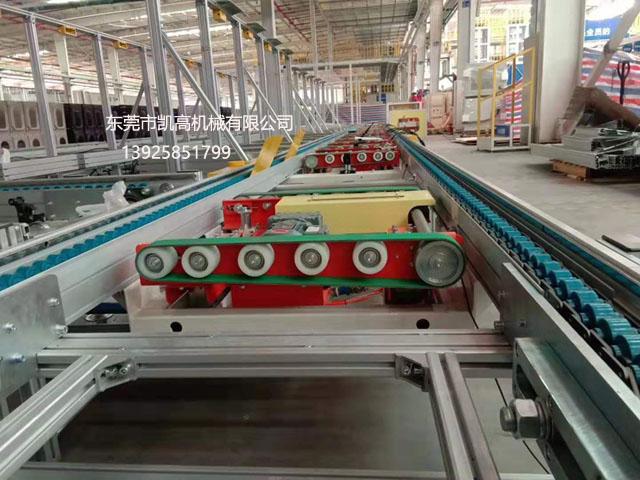 广东洗衣机组装生产线