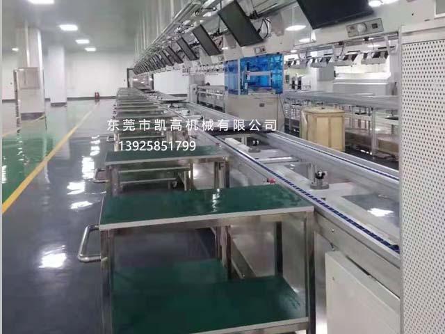 东莞马达组装线生产厂家