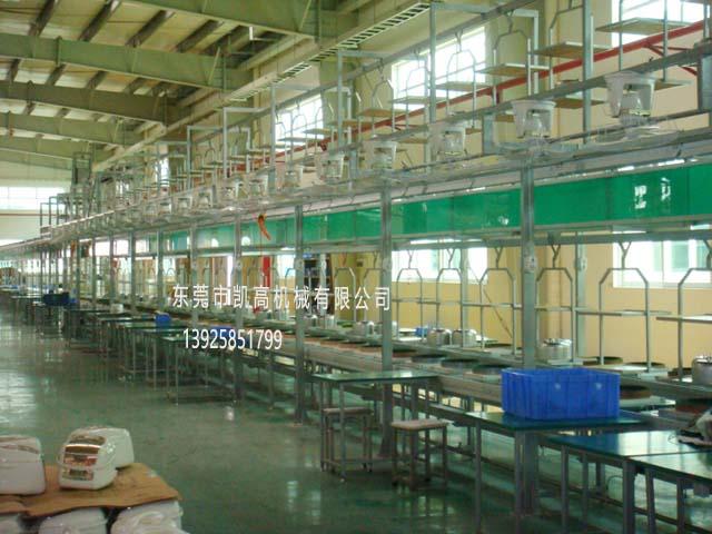 惠州家电组装生产线厂家