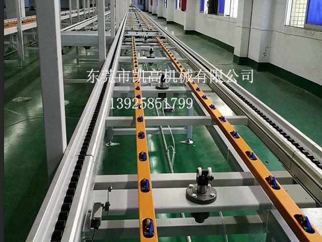 大型自动化倍速链组装线厂家