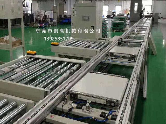 锂电池模组装配生产线