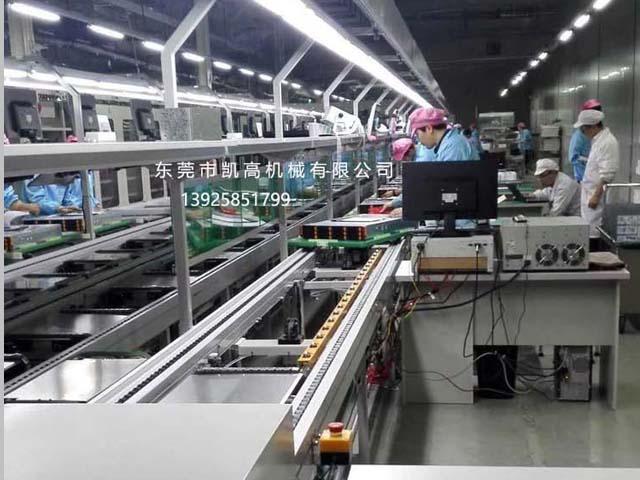 广东倍速链组装线