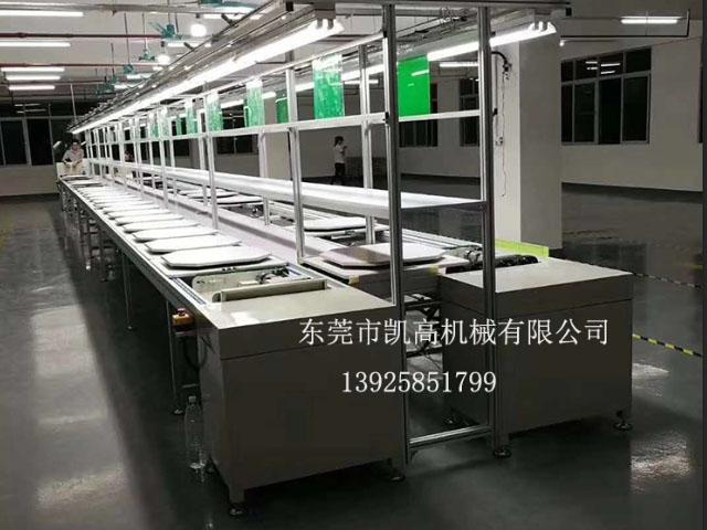 中山自动化组装线