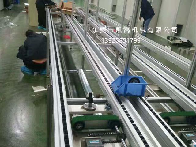 浙江导航仪组装线