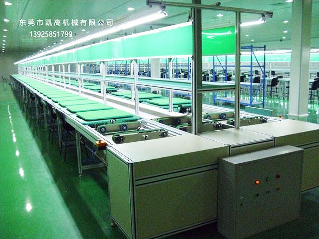 自动化机器人组装线 生产线哪家好