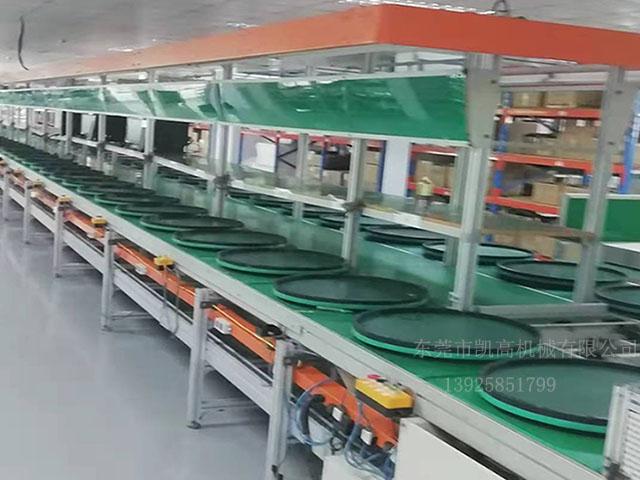 电线电缆组装配生产线 电缆装配组装线